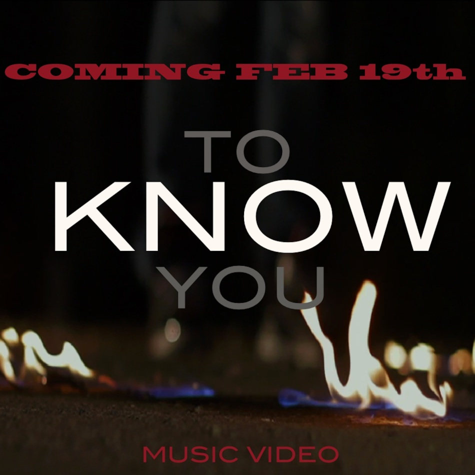 To Know You Video Graphic